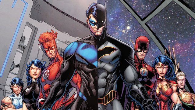 Check out the full DC Comics August 2017 solicitations! See the full DC Comics August 2017 solicitations in the gallery viewer below.