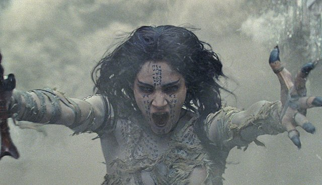The Mummy clip and featurette give us a reason to root for the bad guys