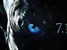 The Night's King Watches in New Game of Thrones Motion Poster