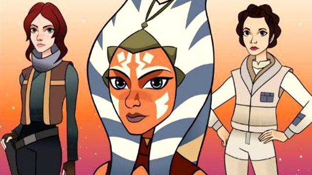 Check out the new Star Wars Forces of Destiny trailer, offering a look at the original series of animated shorts that will debut July 3 on Disney YouTube.