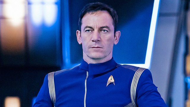 Take a first look at Captain Lorca, the new character that Jason Isaacs is set to play on the upcoming Star Trek: Discovery. Catch the premiere September 24.
