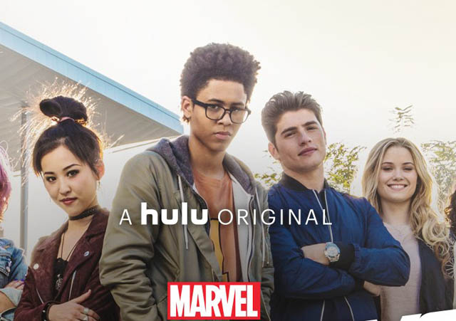 Marvel's Runaways Premiere Date Announced by Hulu