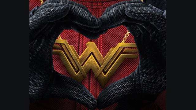 As Wonder Woman passes Deadpool at the domestic box office, Ryan Reynold's Merc with a Mouth shares his respect for the Distinguished Competition.