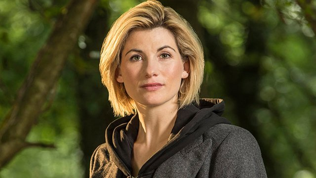 Steven Moffat, who will be departing at showrunner following the new Christmas Special, shares his thoughts on Jodie Whittaker as the new Doctor Who.
