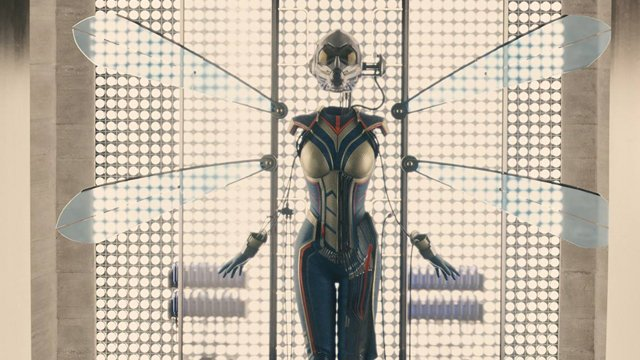 Check out new Ant-Man and the Wasp concept art straight from the D23 Expo and Marvel Studios' Visual Development Supervisor and Concept Artist, Andy Park.