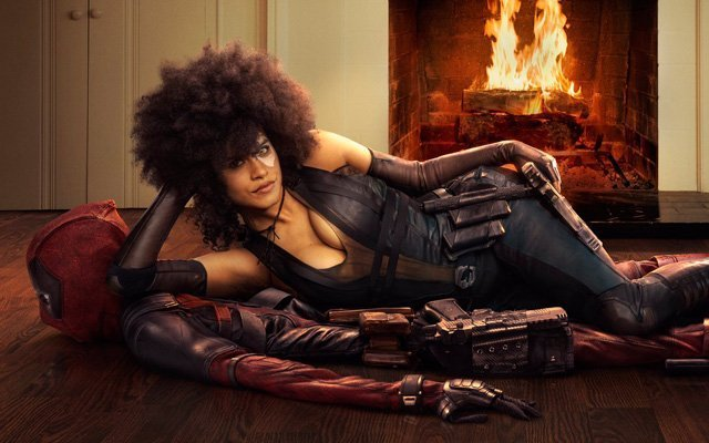 Zazie Beetz As Domino In Deadpool 2 Revealed