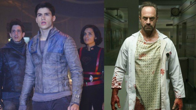 Syfy Announces Krypton and Happy! Panels for Comic-Con