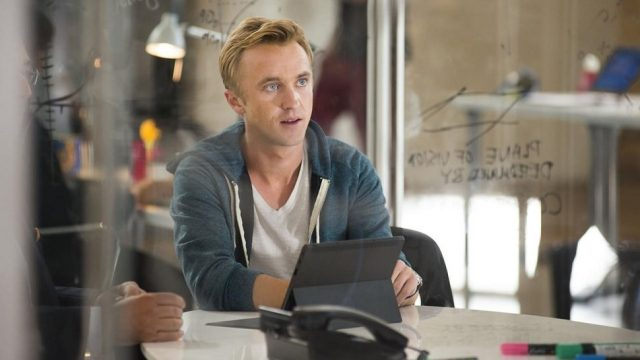The Flash season 4 will return in October without Tom Felton as a series regular