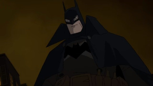 First Look At Batman Gotham By Gaslight Animated Movie