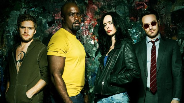 New Defenders Poster Plus 30 New Photos from the Netflix Series