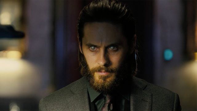 Jared Leto Reveals First on-Set Photo of Morbius