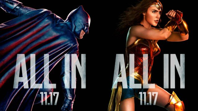 New Justice League Character Posters Released, Trailer to Debut Sunday