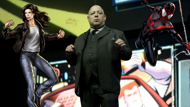 DC Comics Signs Brian Michael Bendis to Exclusive Contract