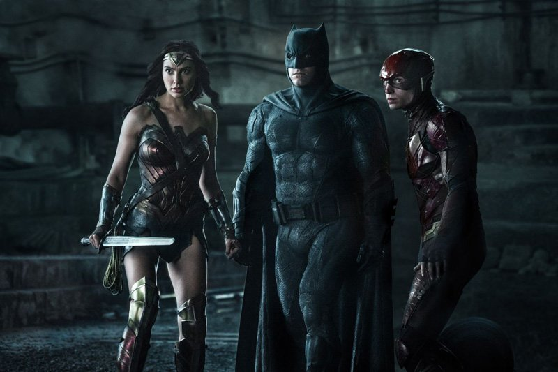 Justice League Takes $96M Domestic and Reaches $185.5M Overseas