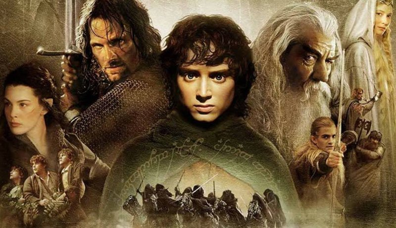 Confirmed: Amazon to Adapt J.R.R. Tolkien's The Lord of the Rings