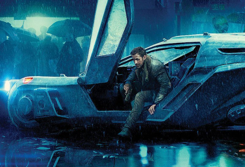 an analysis of the film blade runner a sci fi thriller Perhaps pushed back slightly to ride the wave of denis villeneuve's sci-fi sequel, duncan jones' long-gestating blade runner-inspired sci-fi feature mute will finally be arriving next month on netflix and they've now released the first trailer.