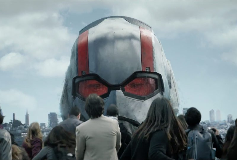 80 Giant-Sized Ant-Man and The Wasp Trailer Screenshots