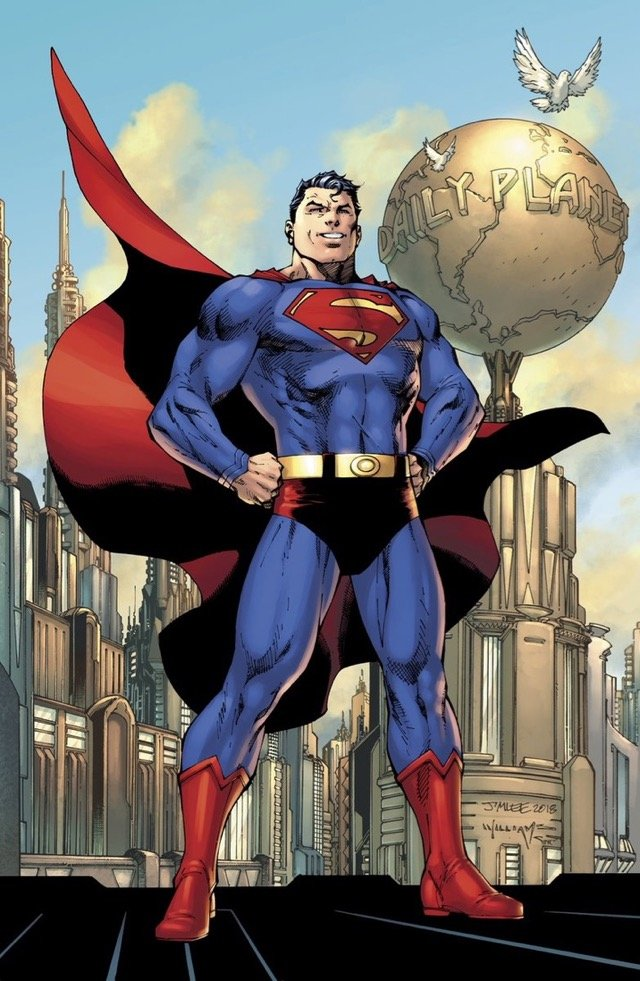 Superman's Classic Costume Will Return in Action Comics #1000