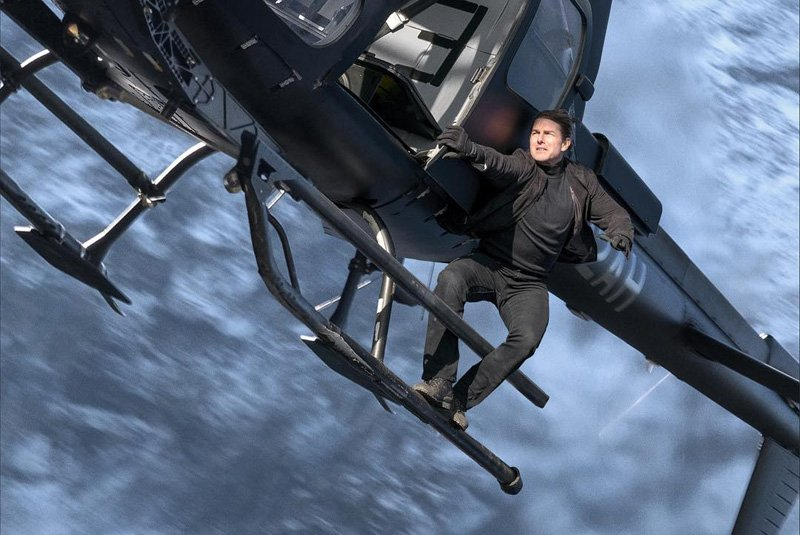 Tom Cruise Reveals Mission: Impossible Title and the First Photo