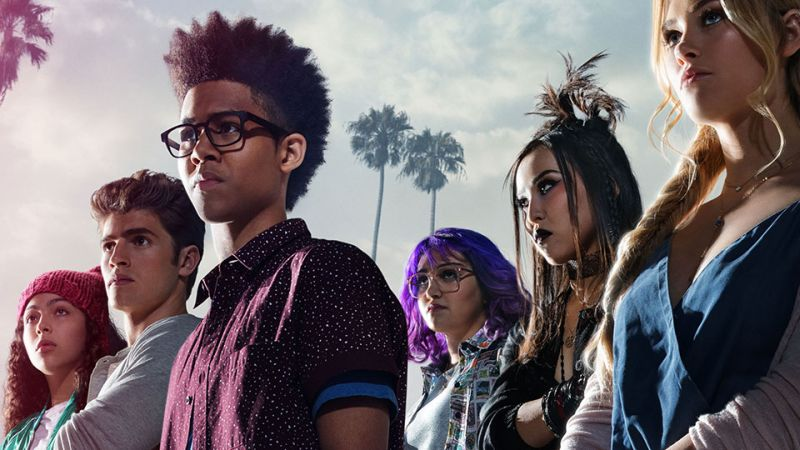 Marvel's Runaways Renewed for Season Two at Hulu