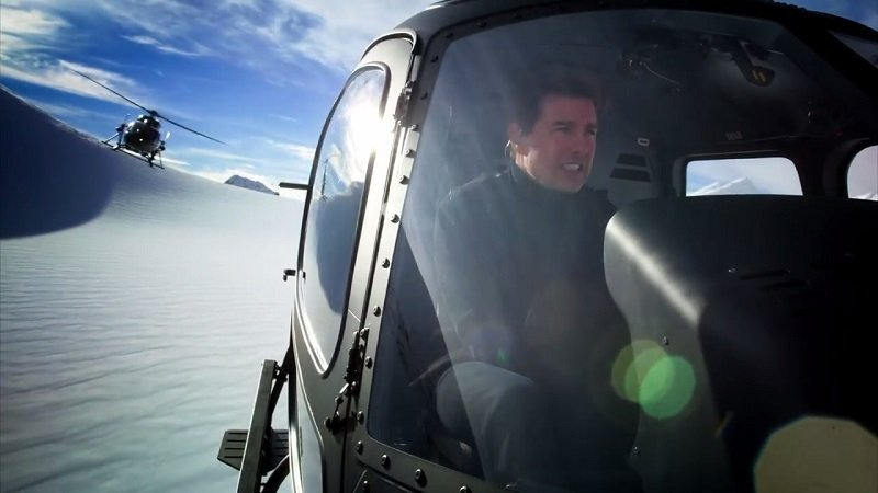 MissionImpossibleFalloutHelicopterStunt - Objective: Impossible-- Fallout Helicopter Stunt with Tom Cruise
