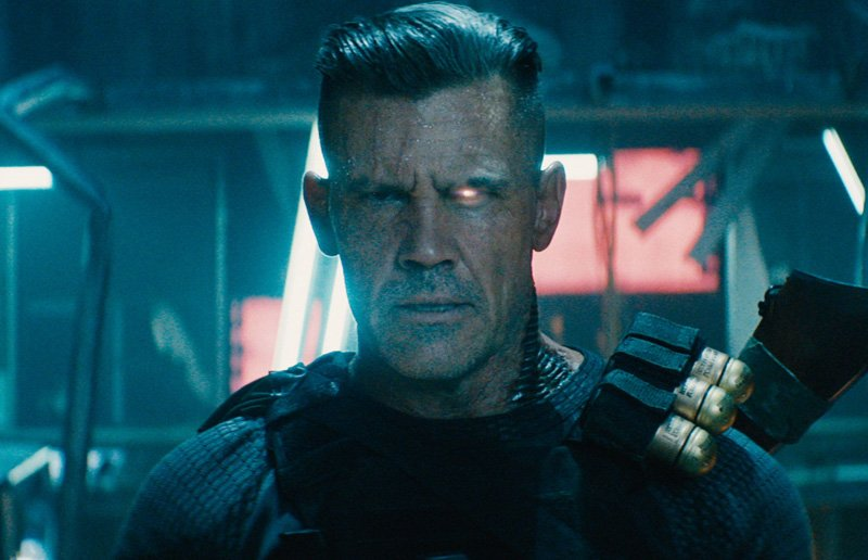 Meet Cable in the New Deadpool 2!