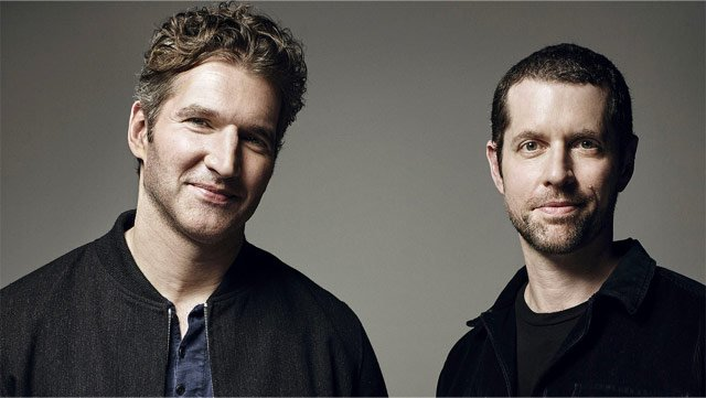 david benioff db weiss - Video Game of Thrones Creators to Write, Produce New Series of Star Wars Movies