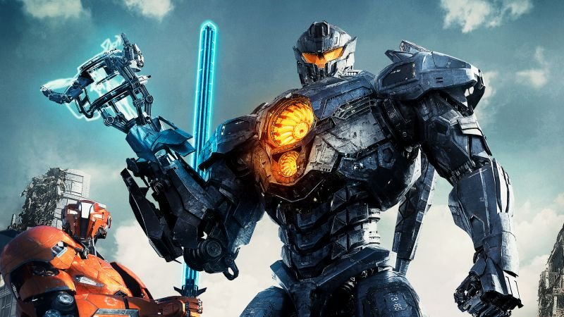 gypsy avenger - Get Up Close to Gipsy Avenger in New Pacific Rim Uprising Video
