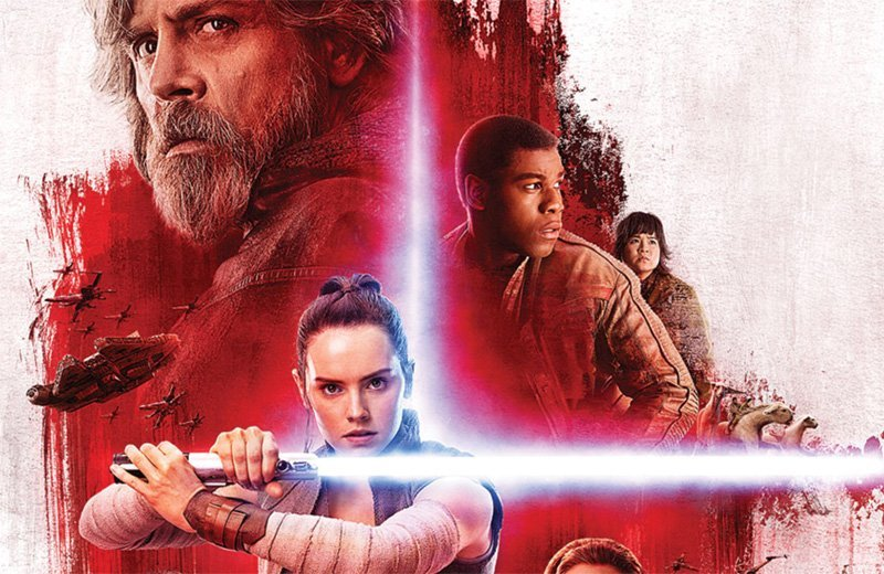 header - Star Wars: The Last Jedi Blu-ray, DVD and Digital Release Reported