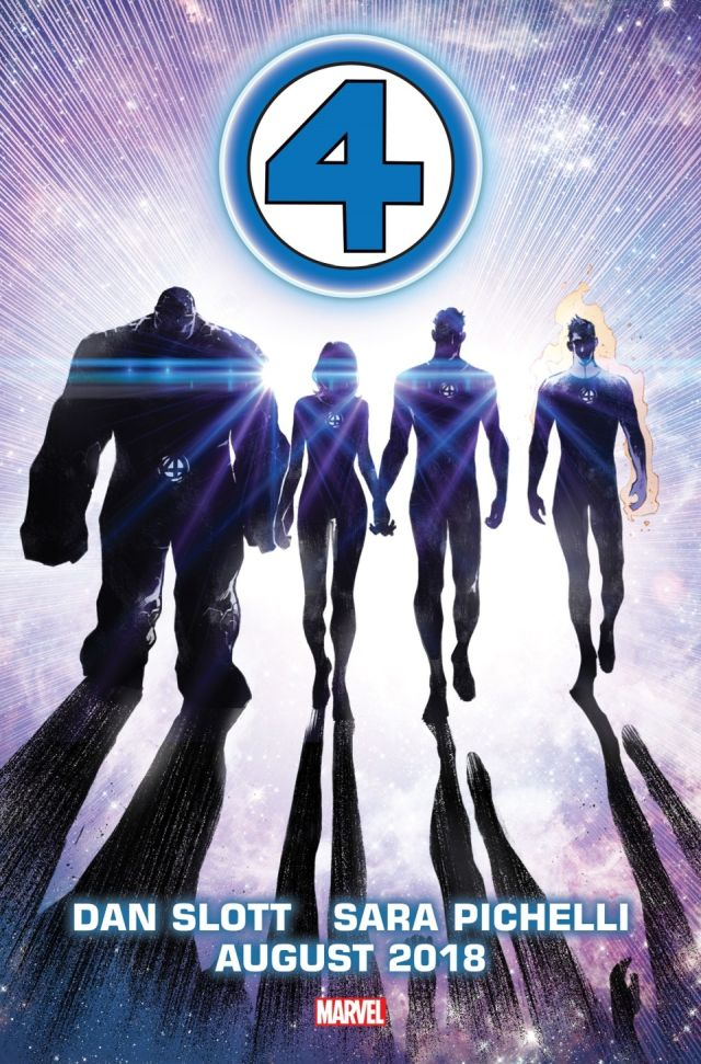 New Fantastic Four Comic Series Announced by Marvel!