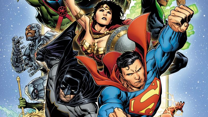 The Full DC Comics June 2018 Solicitations!