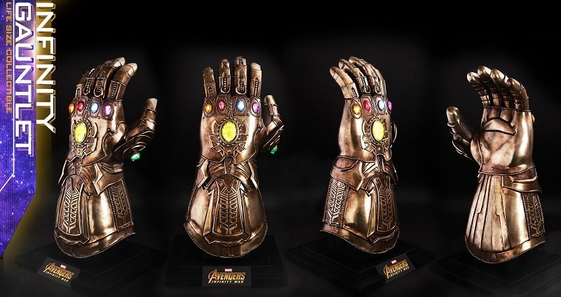 First Wave Of Avengers Infinity War Collectibles By Hot Toys