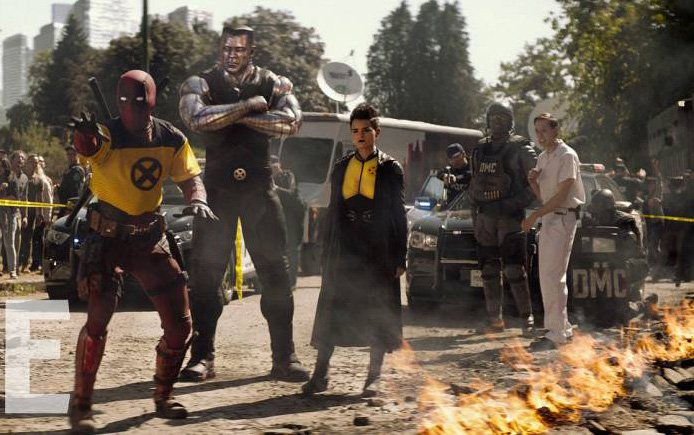 20th Century Fox has released a brand new Deadpool 2 TV spot featuring the Merc with a Mouth telling Cable to give him his best shot.