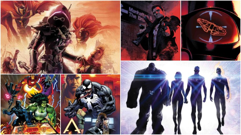 The Full Marvel August 2018 Solicitations are Here!