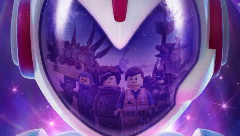 New Poster Released for The LEGO Movie 2