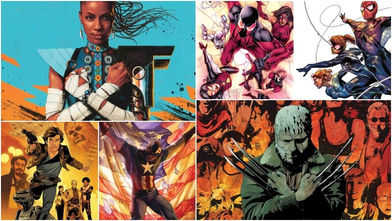 The Full Marvel October 2018 Solicitations!
