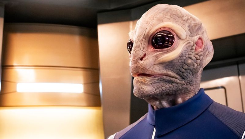 Star Trek: Discovery debuts season two trailer at SDCC!