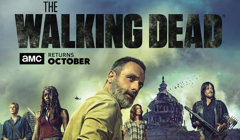 First Look at The Walking Dead Season 9 Ahead of SDCC Panel