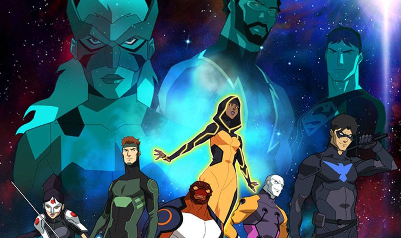 Comic-Con: Young Justice: Outsiders Trailer Released
