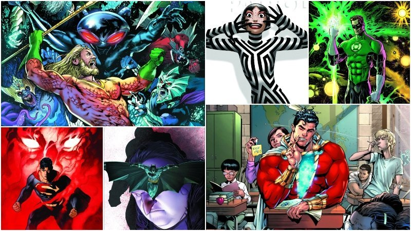 The Full DC Comics November 2018 Solicitations!