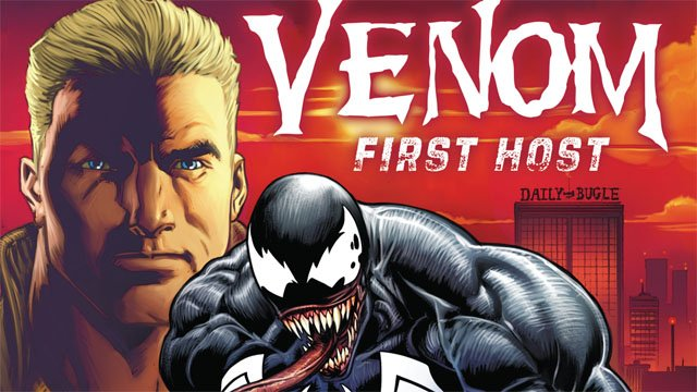 Exclusive Preview: Venom: First Host #1 Reveals the Symbiote's Hidden Past