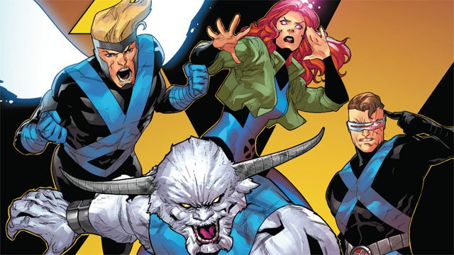 Exclusive Preview: X-Men Blue #33 sends Magneto to the Future