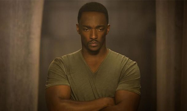Captain America and Avengers' Anthony Mackie Will Star in Synchronic