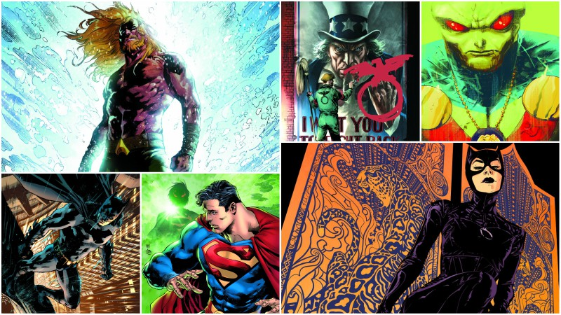 The Full DC Comics December 2018 Solicitations!