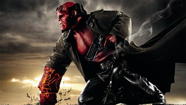 Guillermo del Toro Wanted to Make Hellboy 3 as a Comic