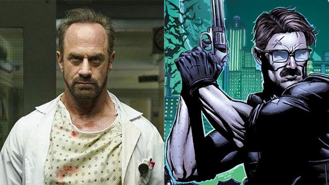 Christopher Meloni Will Voice Commissioner Gordon in Harley Quinn Animated Series