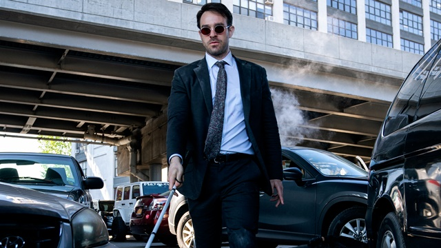 'Daredevil' Actor Charlie Cox Says He Would 'Love' To Play Him Again