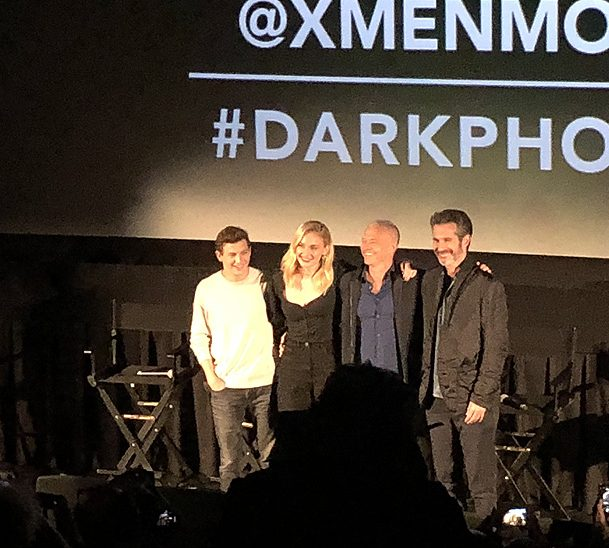 Dark Phoenix Footage: Opening 14-Minutes Shown at NYCC!