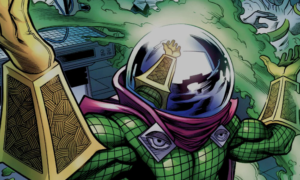 Spider-Man: Far From Home Set Photos Show Jake Gyllenhaal as Mysterio