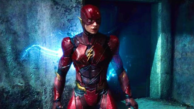 The Flash Movie Has Been Pushed Back Production May Start in 2019